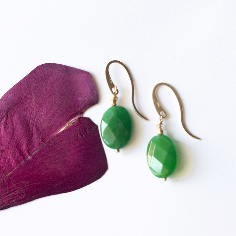 agata-green-earrings