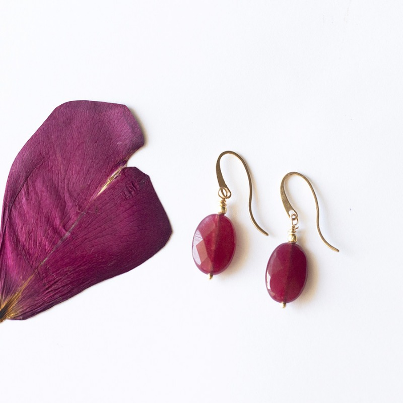 agata-red-earrings