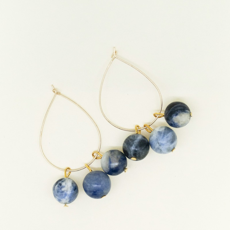 sodalite-earrings